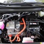 Motor eléctrico Lexus UX 300e