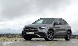 Prueba Mercedes GLA 200