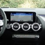 Prueba Mercedes GLA sistema MBUX