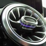 Prueba Mercedes GLA aireadores turbina iluminados