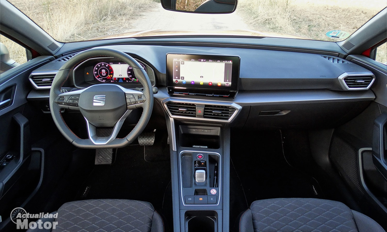 Interior Seat León