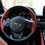 Prueba Toyota GR Supra puesto conduccion