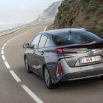 Toyota Prius Plug-in dinámica