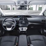 Toyota Prius Plug-in interior
