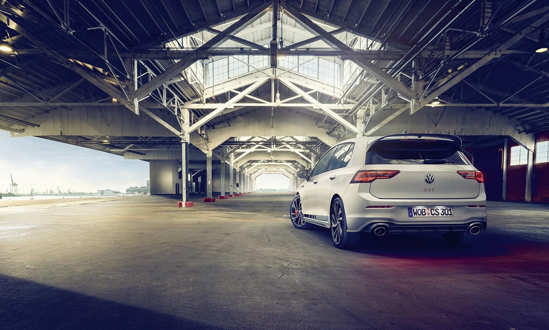 Volkswagen Golf GTI Clubsport trasera