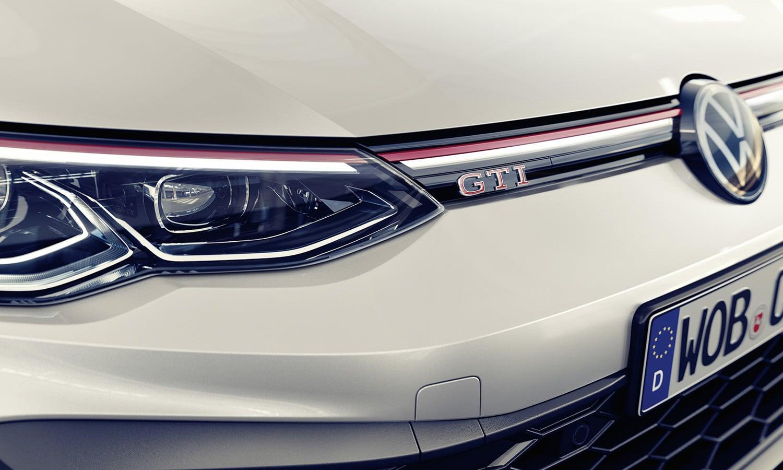 detalle Volkswagen Golf GTI Clubsport