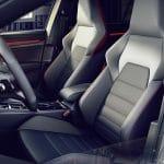 Volkswagen Golf GTI Clubsport asientos