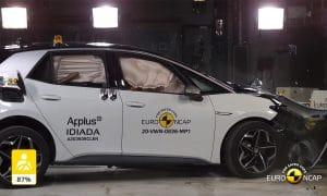 Volkswagen ID.3 seguridad Euro NCAP
