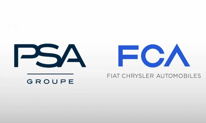 Grupo FCA - Grupo PSA - Stellantis