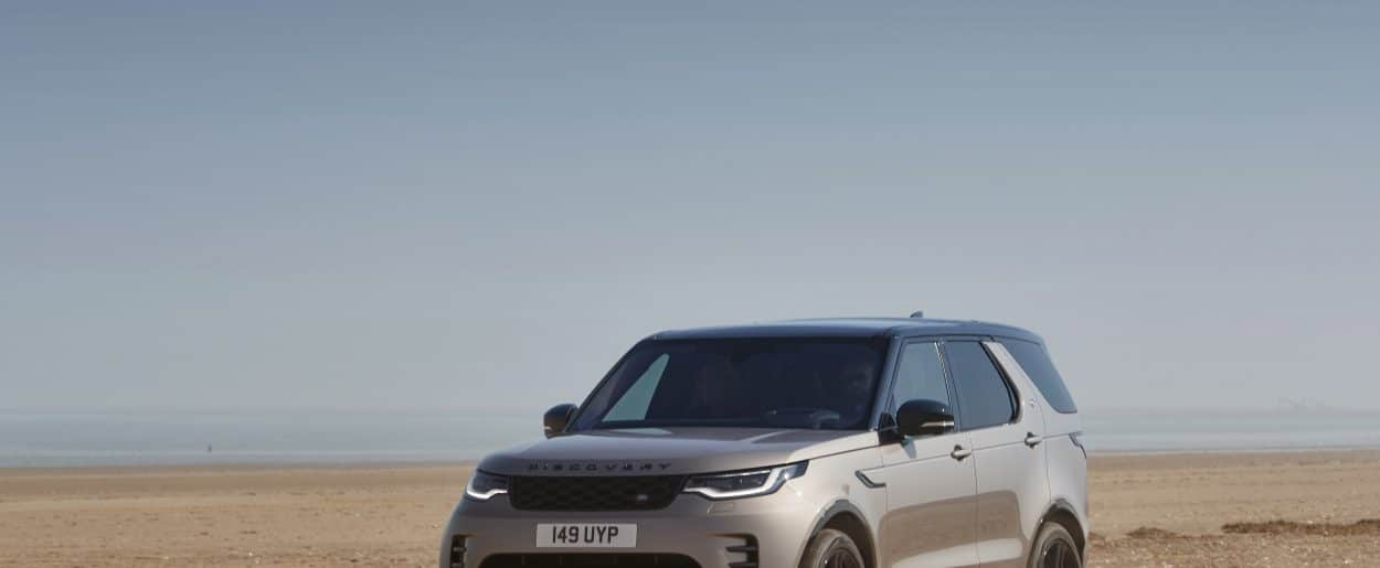 Land Rover Discovery MY2021