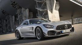 Mercedes-AMG GT Familie und AMG GT R PRO Presse Fahrvorstellung. Hockenheimring 2019Mercedes-AMG GT Family and AMG GT R PRO Press Test Drive. Hockenheimring 2019