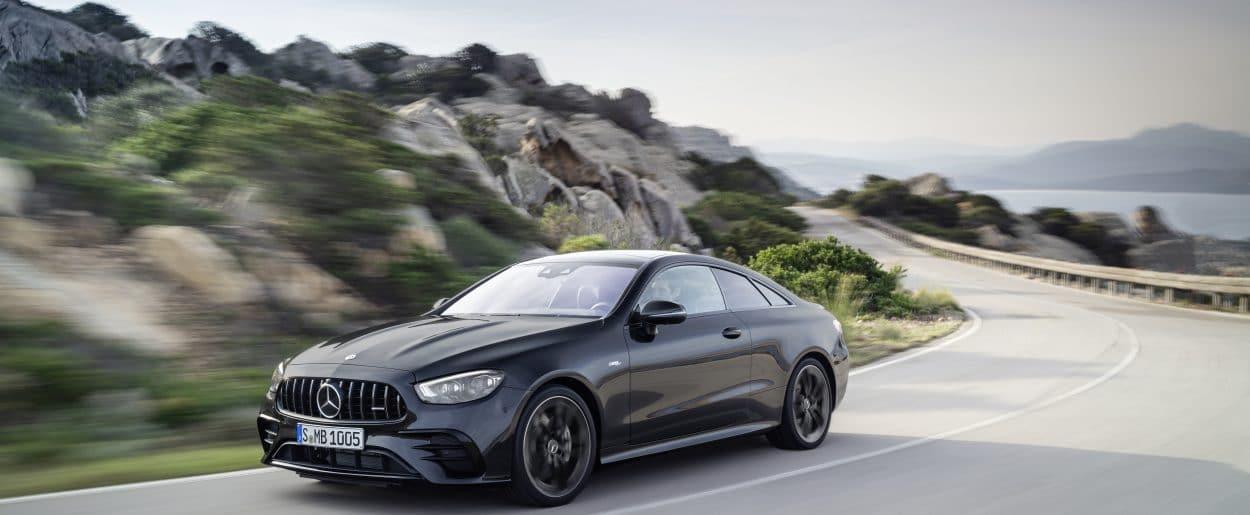 Mercedes Clase E Coupé