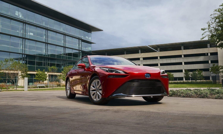 Toyota Mirai XLE 2021
