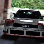 Frontal del Audi 90 quattro IMSA GTO