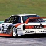 Alerón del Audi 90 quattro IMSA GTO