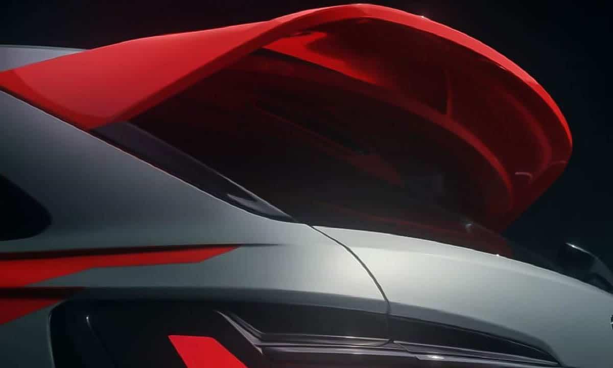 Alerón del Audi RS6 GTO Concept