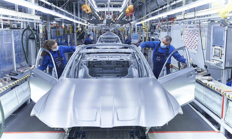 Fábrica BMW M