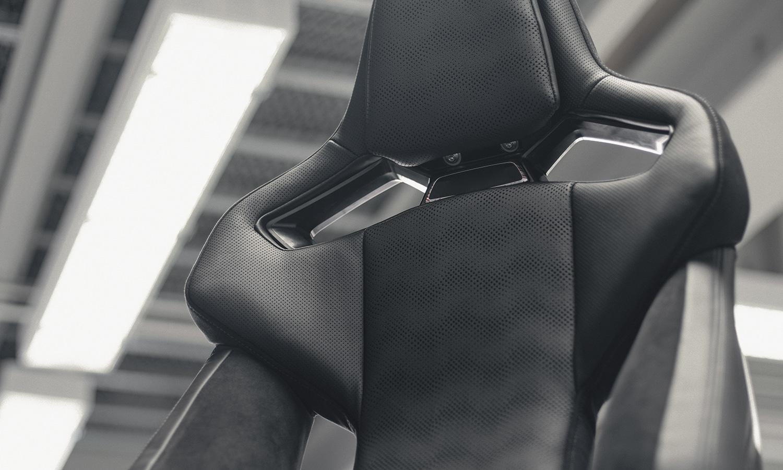 Asiento del BMW M3