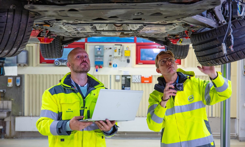 Garantía de por vida Volvo