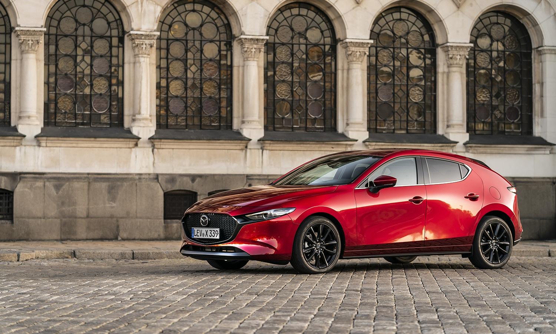 Mazda3 diseño Kodo