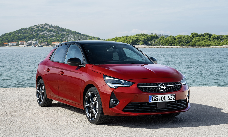 Opel Corsa Ultimate