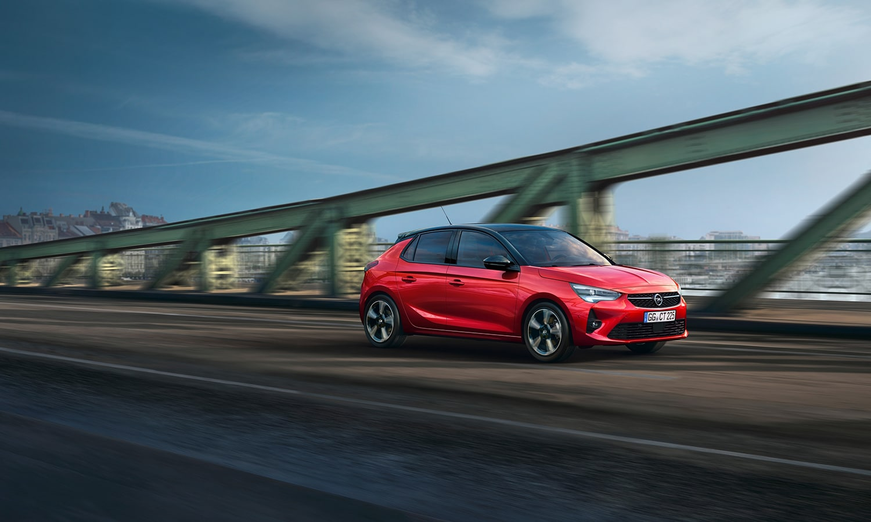 Opel Corsa Ultimate tope de gama