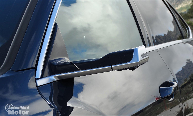 Retrovisores virtuales Audi e-tron
