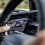 Retrovisor virtual Audi pantalla OLED