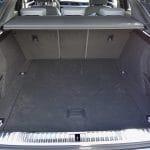 Maletero Audi e-tron Sportback