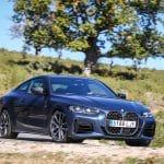Prueba BMW 430i dinámica