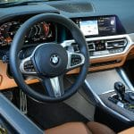 Interior BMW Serie 4 Coupé