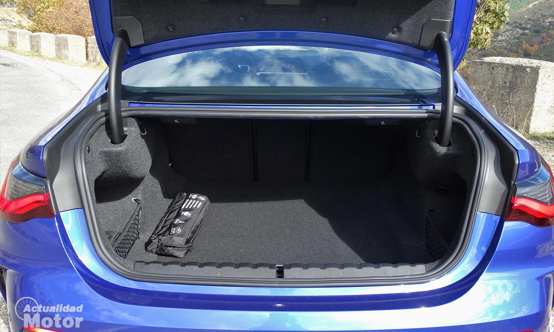 Prueba BMW 430i Coupé 258 CV