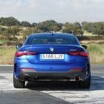 Prueba BMW 430i M trasera