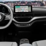 Prueba Fiat 500 interior