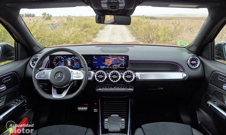 Interior Mercedes GLB