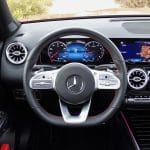 Volante Mercedes GLB