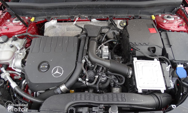 Motor gasolina Mercedes GLB 200