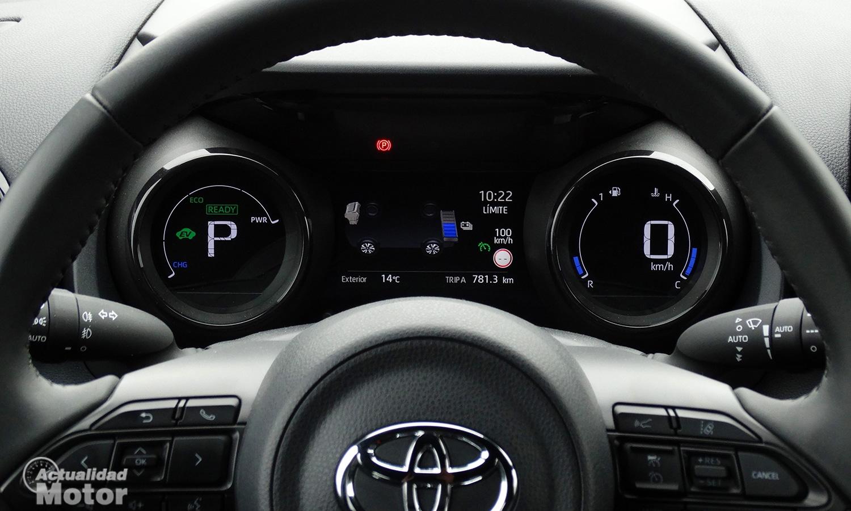 Cuadro instrumentos Toyota Yaris
