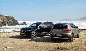 Prueba Volvo XC40