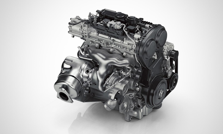 Motor T2 1.5 Volvo 129 CV