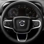 Volvo XC40 volante