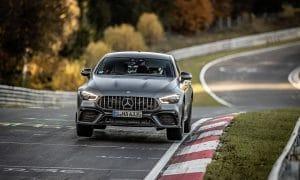 Mercedes-AMG GT 63 S 4 puertas