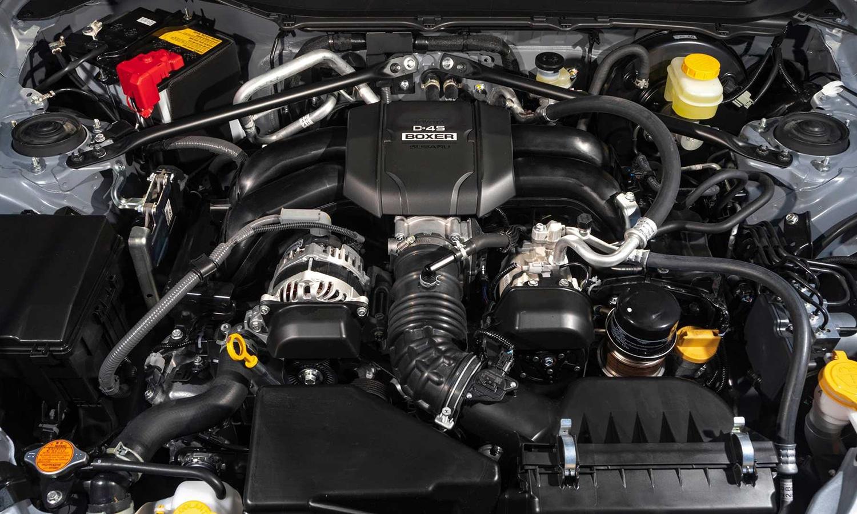 Subaru BRZ 2021 motor bóxer 2.4