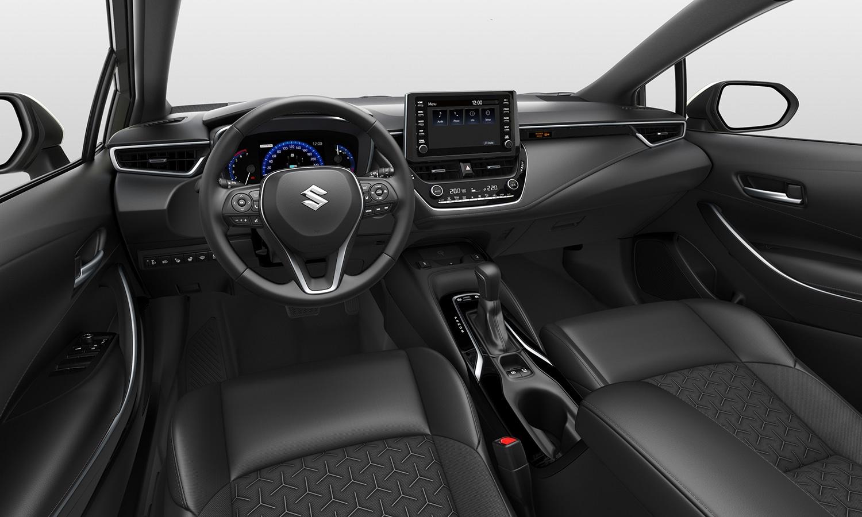 Interior Suzuki Swace