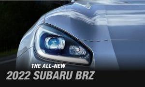 Subaru BRZ teaser