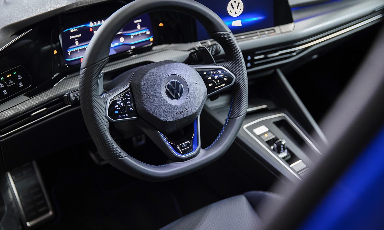 Volkswagen Golf R volante