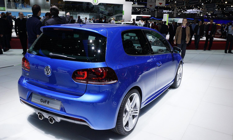 Volkswagen Golf R 2012
