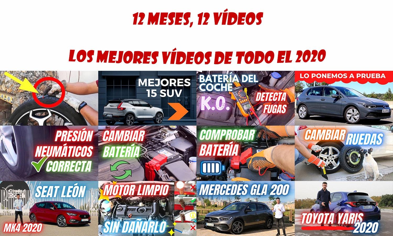 Mejores vídeos coches 2020