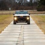 GMC Hummer EV testing