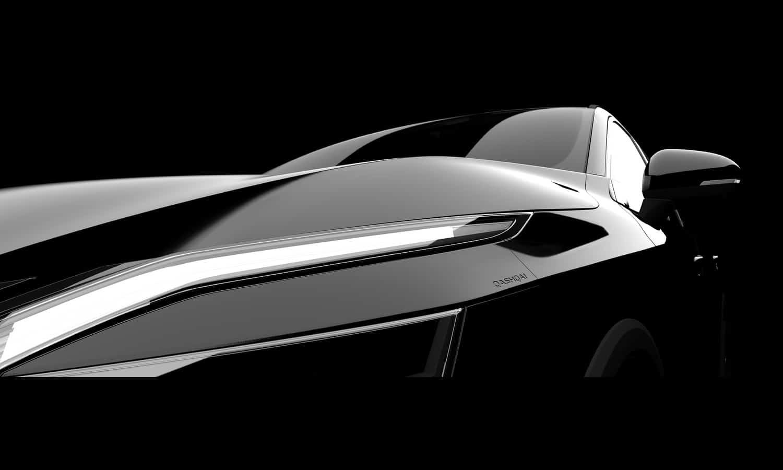 Nissan Qashqai 2021 exterior teaser